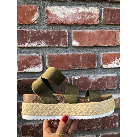 9801c9b24ea Steve Madden Kimmie Platform Espadrille Sandals